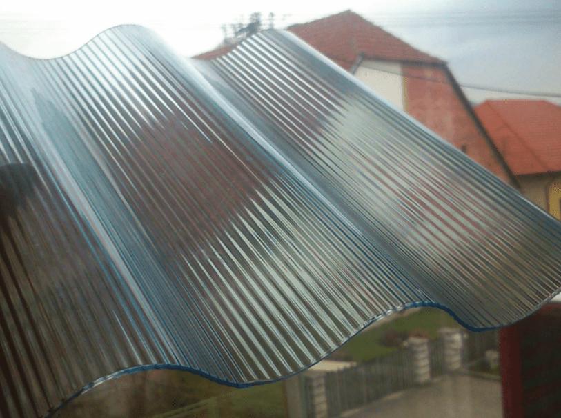 Polykarbonátové vlnovky
